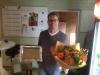 John van Winden 25 jaar lid