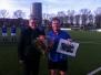 John van Winden 350 wedstrijden